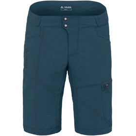 VAUDE Tamaro Shorts Men dark petrol